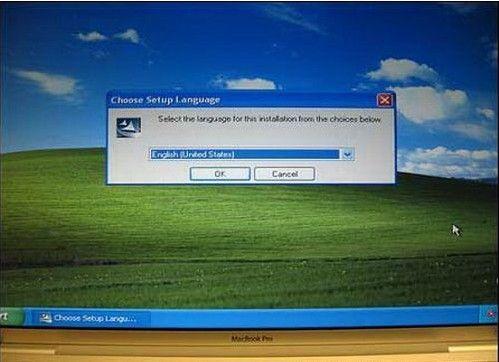 安装驱动程序,苹果电脑安装xp系统完成
